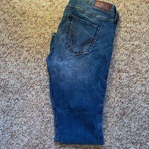 Never worn hollister jeans